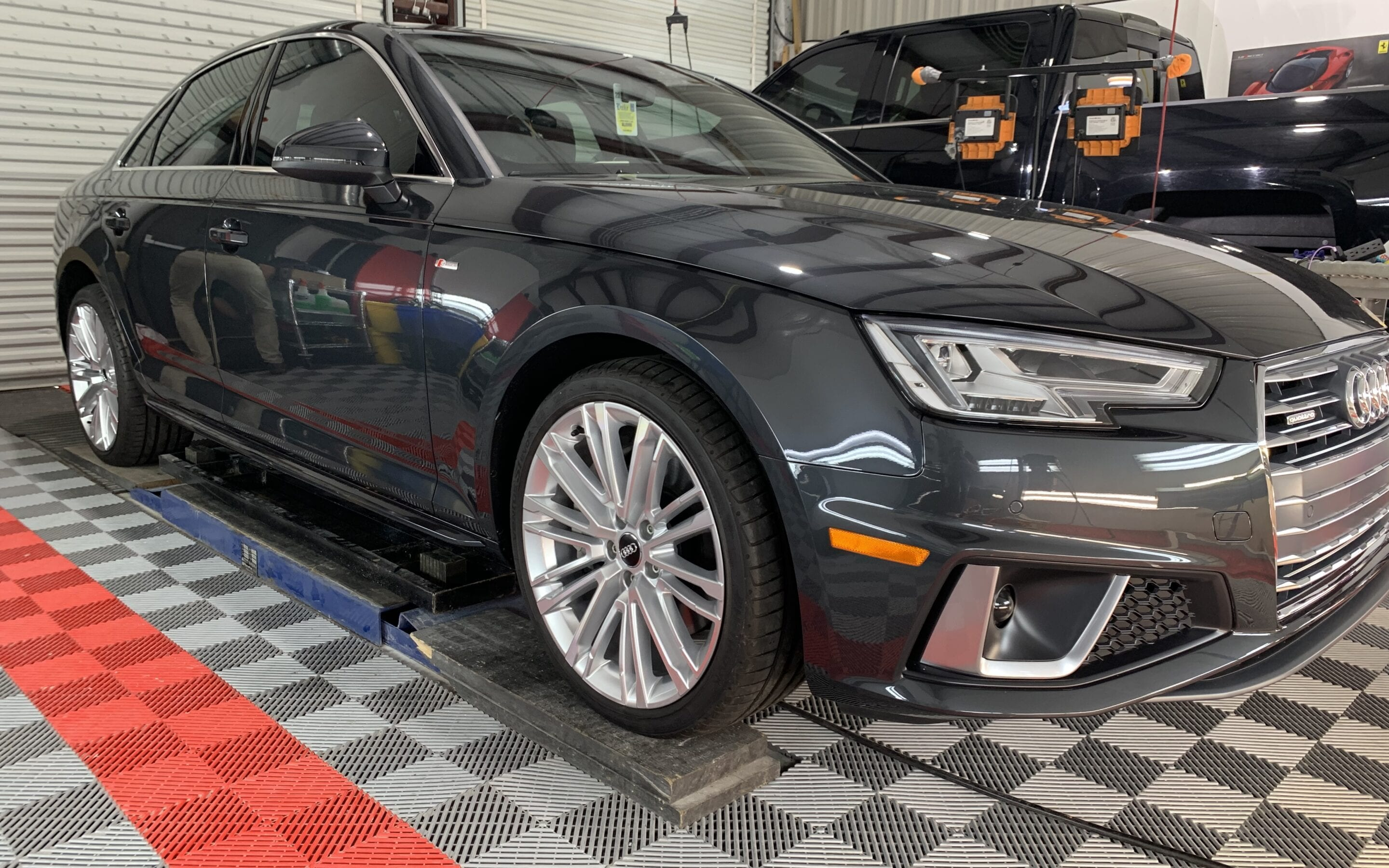 Ceramic Coating of a 2019 Audi A4 S4