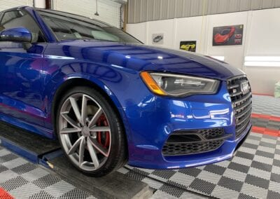 Photo of Ceramic Coating of a 2019 Audi A3 or S3 or RS3