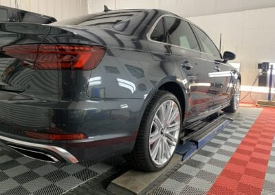 Photo of a Ceramic Coating of a 2019 Audi A4 S4