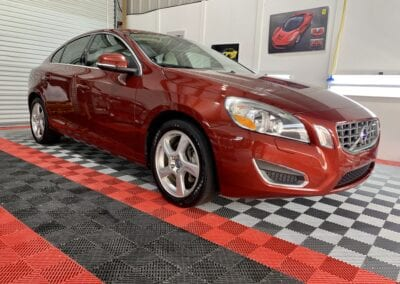 Photo of a Full Detail of a 2018 Volvo S60