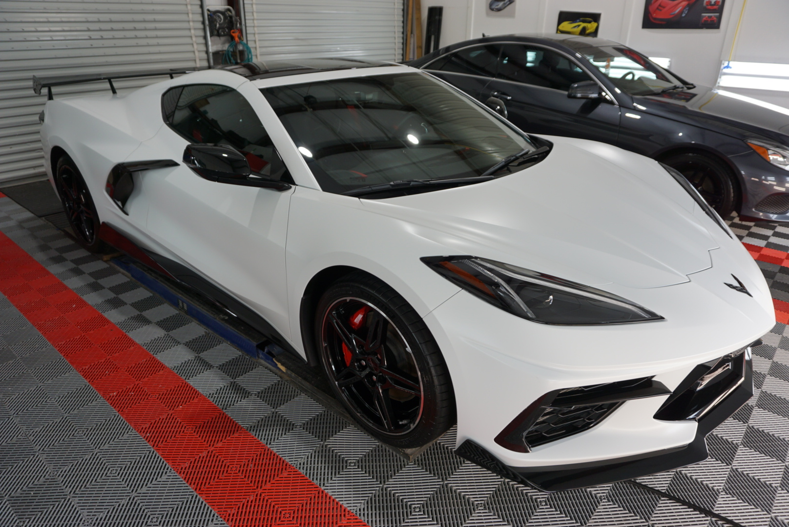 Ceramic Coating of a 2020 Chevrolet Corvette