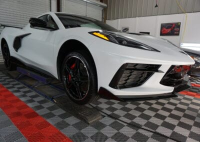 Photo of a Ceramic Coating of a 2020 Chevrolet Corvette