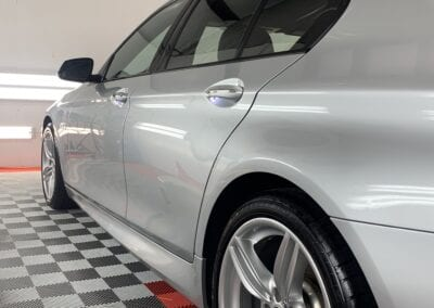 Photo of a Ceramic Coating of a 2013 BMW 5-Series M5