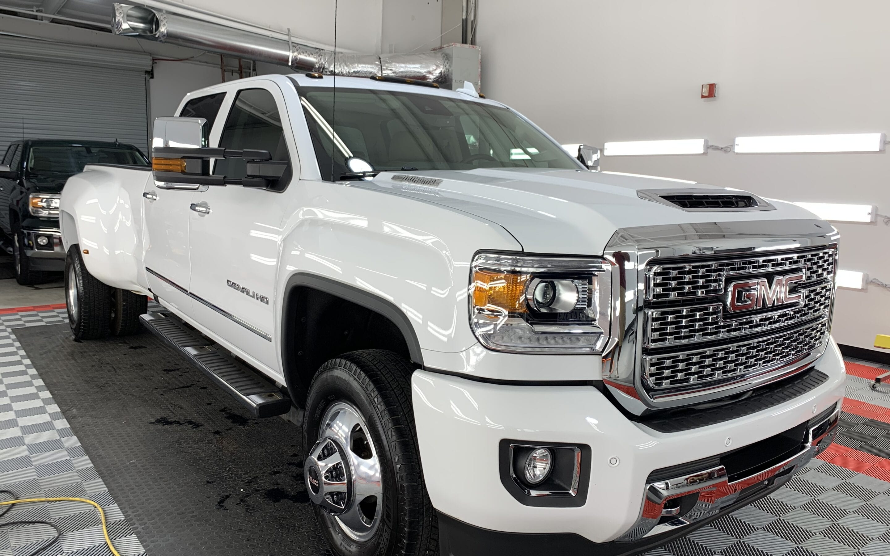 Full Detail of a 2017 GMC Sierra