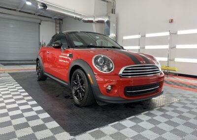 Photo of a Full Detail of a 2012 MINI Coupe