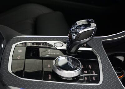 Photo of a New Car Preparation of a 2020 BMW X5