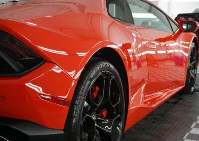 Photo of a Full Detail of a 2019 Lamborghini Hurac·n