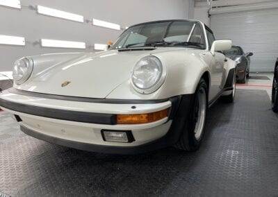 Photo of a Ceramic Coating of a 1988 Porsche 911