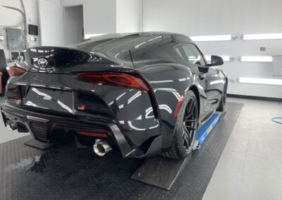 Photo of a Simple Wash of a 2020 Toyota Supra