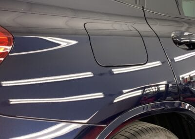 Photo of a New Car Preparation of a 2020 BMW 3-Series
