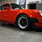 Photo of a Ceramic Coating of a 1989 Porsche 911
