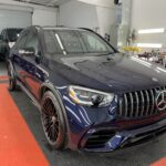 Photo of a Ceramic Coating of a 2021 Mercedes GLC-Class