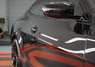 Photo of a New Car Preparation of a 2021 BMW 4-Series