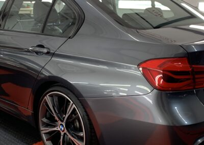 Photo of a Ceramic Coating of a 2021 BMW 3-Series