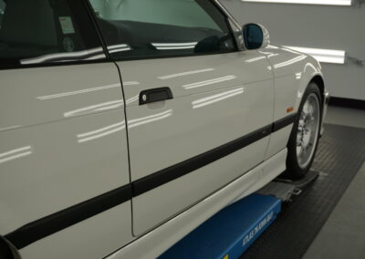 Photo of a Ceramic Coating of a 1998 BMW 3-Series M3
