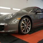 Photo of a Ceramic Coating of a 2015 Porsche 911