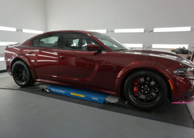 Photo of a Simple Wash of a 2021 Dodge Challenger