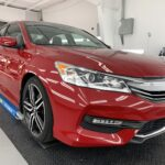 Photo of a Ceramic Coating of a 2017 Honda Accord