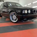 Photo of a Ceramic Coating of a 1995 BMW 5-Series