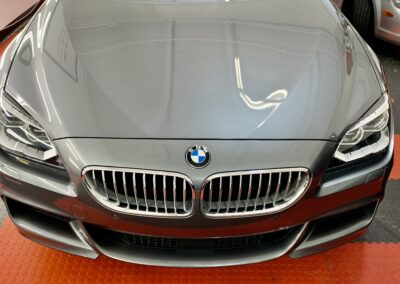 Photo of a Ceramic Coating of a 2015 BMW 6-Series M6