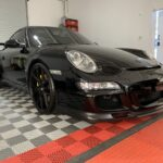 Photo of a Ceramic Coating of a 2002 Porsche 911