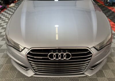 Photo of a Ceramic Coating of a 2016 Audi A6 S6