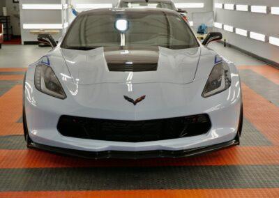 Photo of a Ceramic Coating of a 2019 Chevrolet Corvette