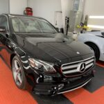 Photo of a Simple Wash of a 2016 Mercedes E-Class