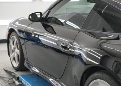 Photo of a Ceramic Coating of a 2002 Porsche 911