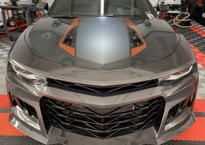 Photo of a Ceramic Coating of a 2017 Chevrolet Camaro